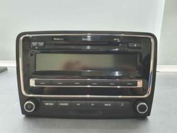 Radio swing z kodem