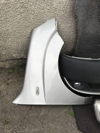 Крила Fiat Doblo Фіат Добло Праве Ліве
