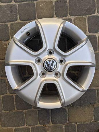 Диски б/у 4шт. VW Amarok.T-5.T-6  R16 5X120 6,5J ET62. 2H0071496