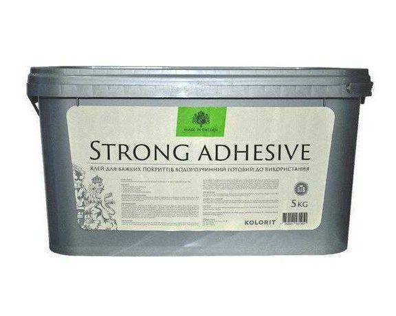 Клей для обоев и стеклохолста Kolorit Strong Adhesive 10л