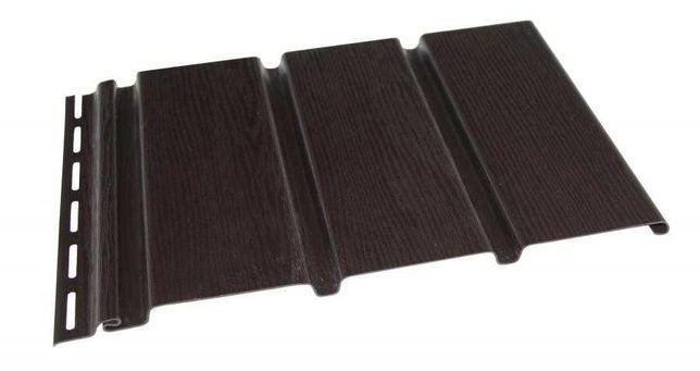Софит Budmat темно-коричневый без перфорации