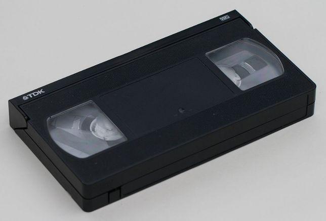 Conversão de VHS, HI8 e VHS-C