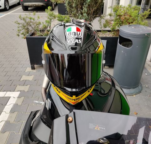 Kask Agv corsa Guy Martin Rozm. ML - 58