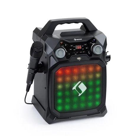 Rockstar LightShow sprzęt karaoke Wieża głośnik Bluetooth