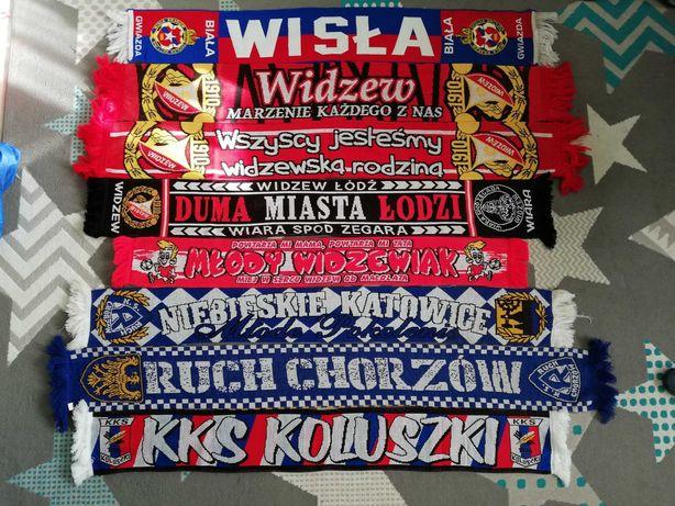 Wymienię na szaliki Widzewa Łódź.