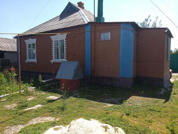 Продам жилой крепкий добротный теплый дом в Тарановке недорого