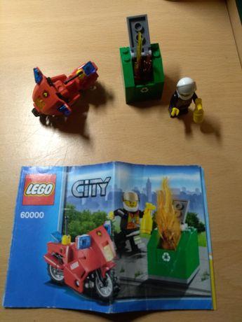 Klocki lego city 60000