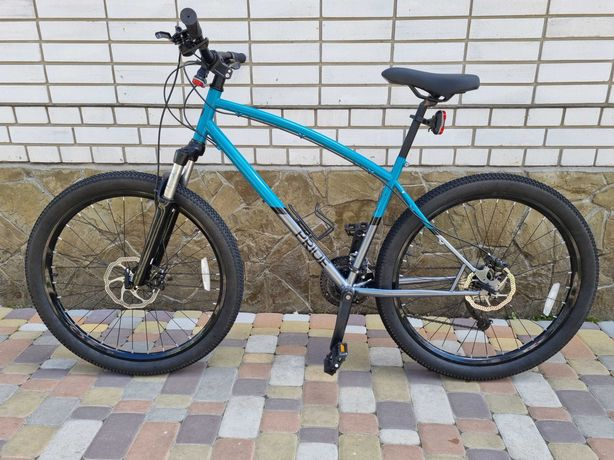"Велосипед 27,5"" Pride ROCKSTEADY 7.2 (2020), рама - L на 175-185 см"