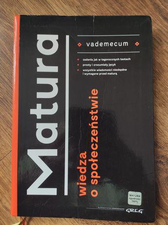 Wiedza o społeczeństwie vademecum- matura