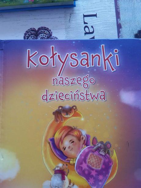 Książka kołysanki naszego dziecinstwa