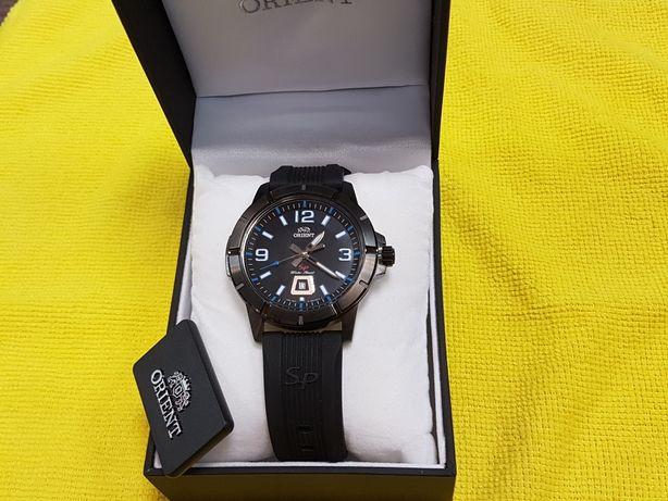 Nowy zegarek Orient Sport Black Łódź sklep Black Jack raty