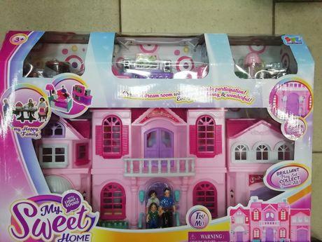Домик для кукол My happy family 16427