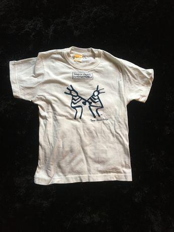 T-shirt unissexo criança 6 anos República Dominicana 100% algodão