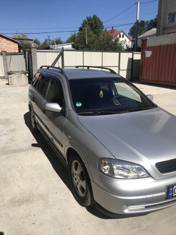 Продам Opel Astra G 2.0d