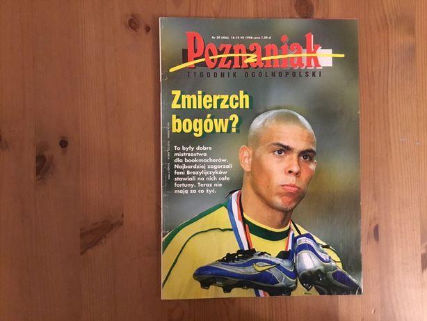 Poznaniak 7/1998 - czasopismo