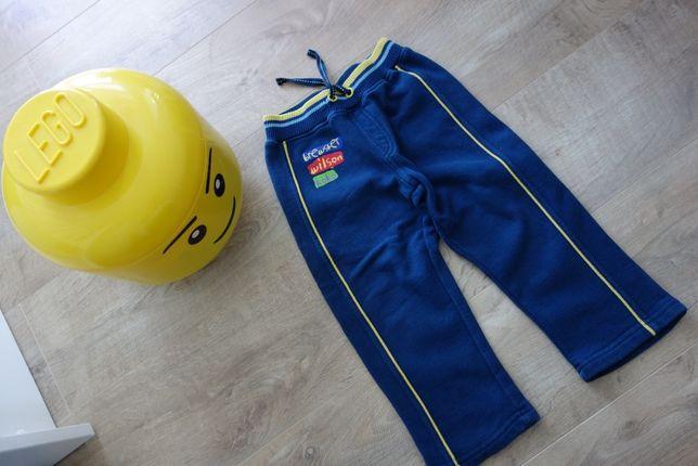 spodnie dresowe cool club stacyjkowo r. 98