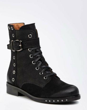Trzewiki botki buty gino rossi r 38 nowe