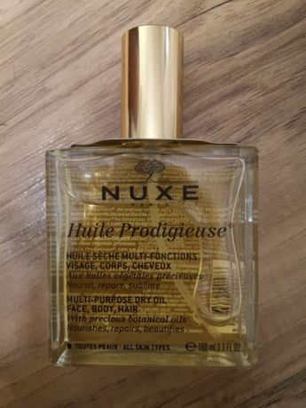 Nuxe Huile Prodigieuse сухое масло для волос,лица,тела 100мл.Оригинал