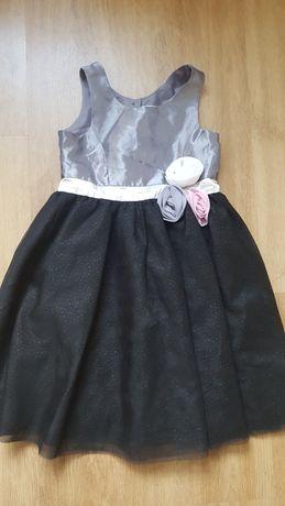 Elegancka sukienka H&M 116 cm