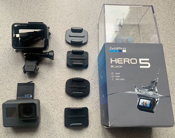 Kamerka GoPro HERO 5 Black