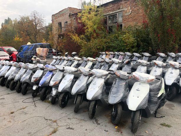 Японские скутеры Honda