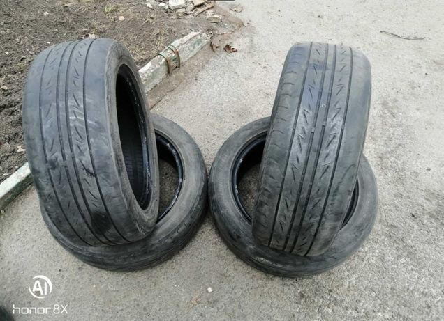 Резина Bridgestone R15 195/55 85V лето