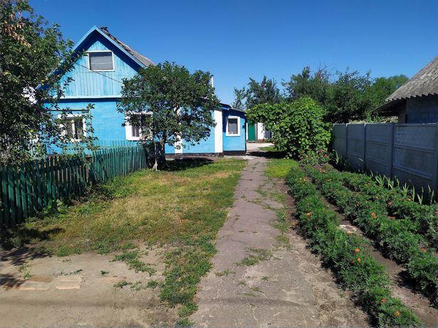 Дом в с. Ковалевка (Полтавский район)
