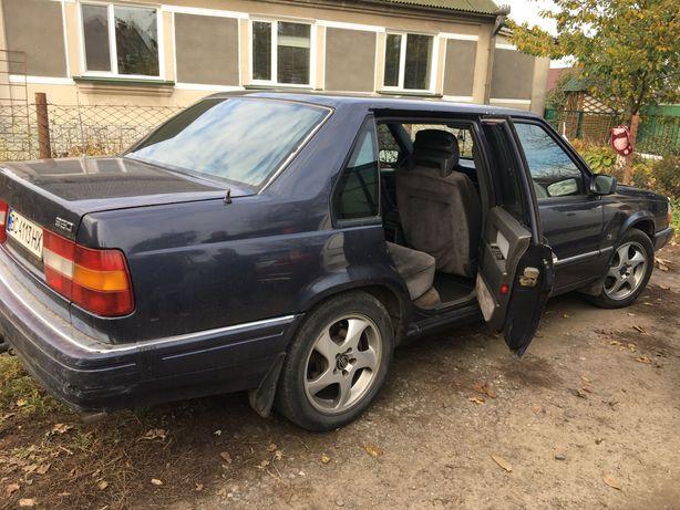 Volvo 960 3,0 газ/бензин