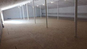 Magazyn 330 m2 (super lokalizacja)