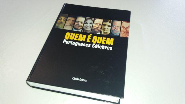 Portugueses Célebres-Quem é quem