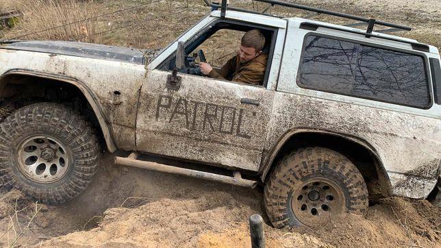 Patrol nissan Kashalot