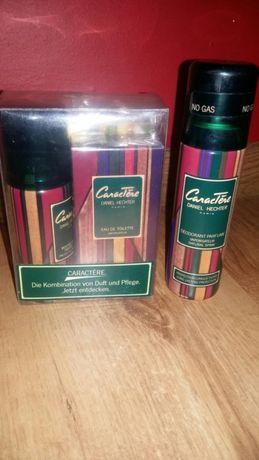 Perfumy zestaw Daniel Hech Caractere