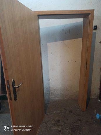 Drzwi drewniane 90tki