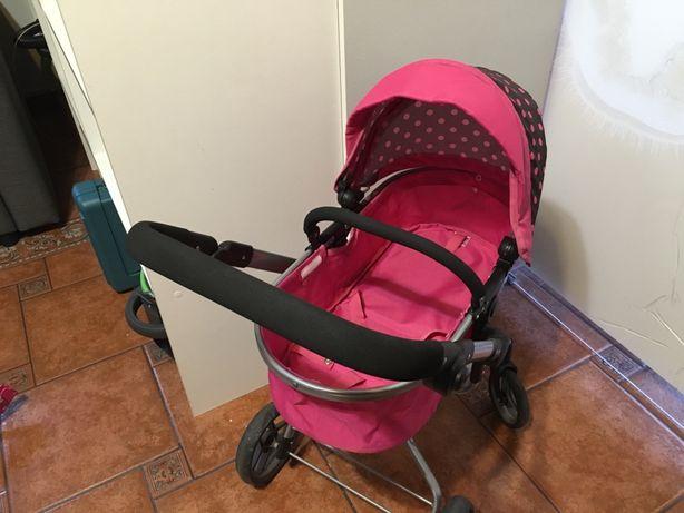 Wózek dla lalek, Gondola i Spacerówka ZAREZERWOWANY