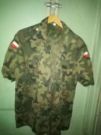 Koszula wojskowa khaki