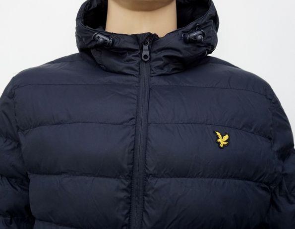 Puchowa kurtka Lyle Scott jacket XL casual Lyle&scott