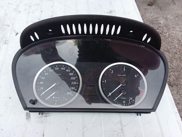 Licznik Zegar BMW E60 E61 3.0D