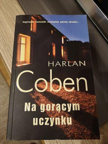 Harlan Coben na gorącym uczynku