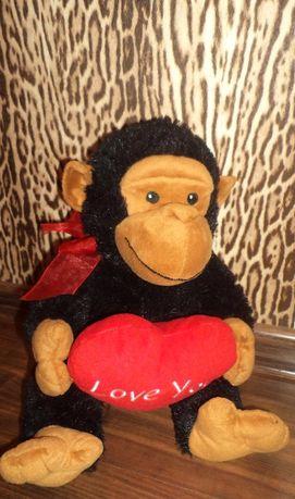 игрушка мягкая monkey Америка