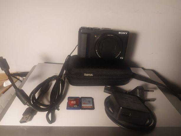 Aparat Sony DSC-HX50 z 30-krotnym zoomem