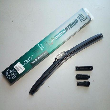 Дворники гибридные Velgio Long Life HYBRID 400/600 мм polo lancer