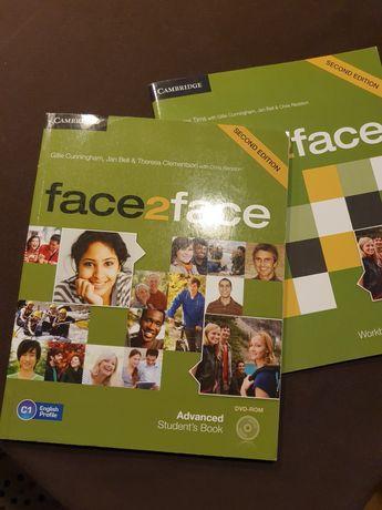 Podręcznik Face2face, second edition poziom c1