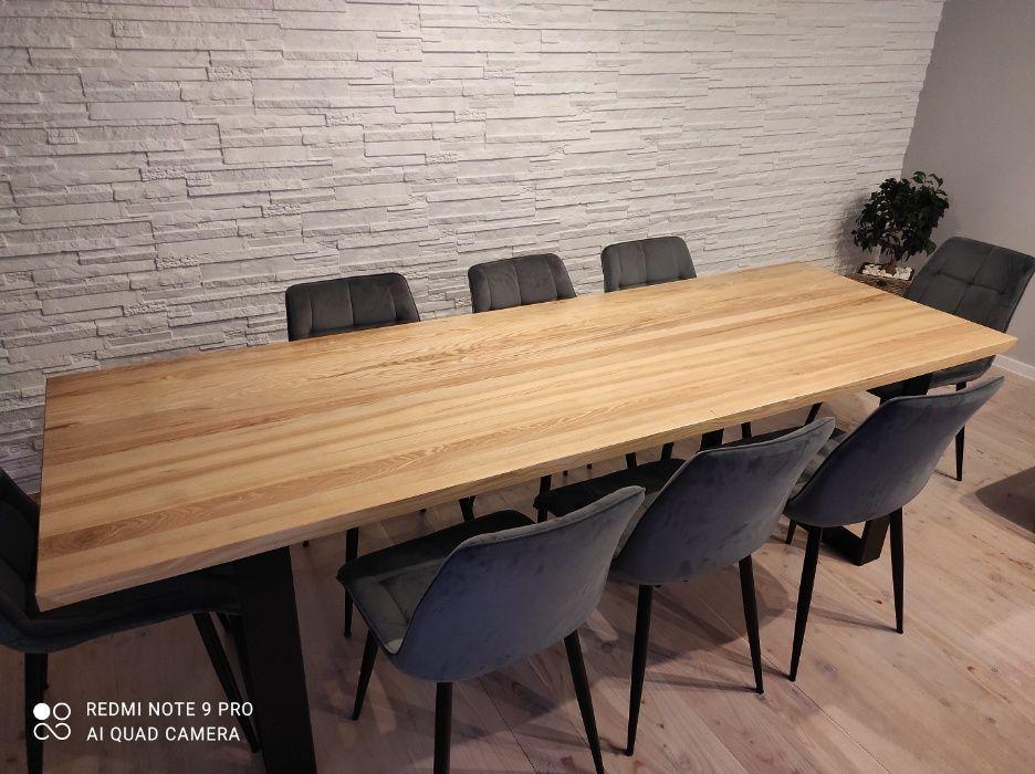 Stół drewniany nowoczesny Zamłynie - image 1