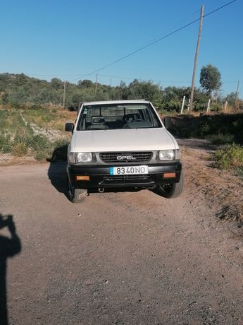 Opel campo ano 1999