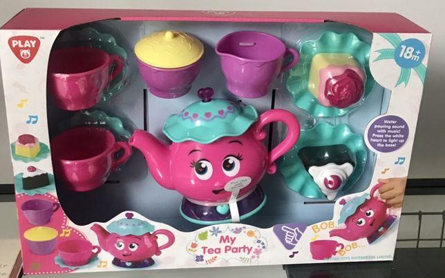 Zestaw do herbaty My Tea Party