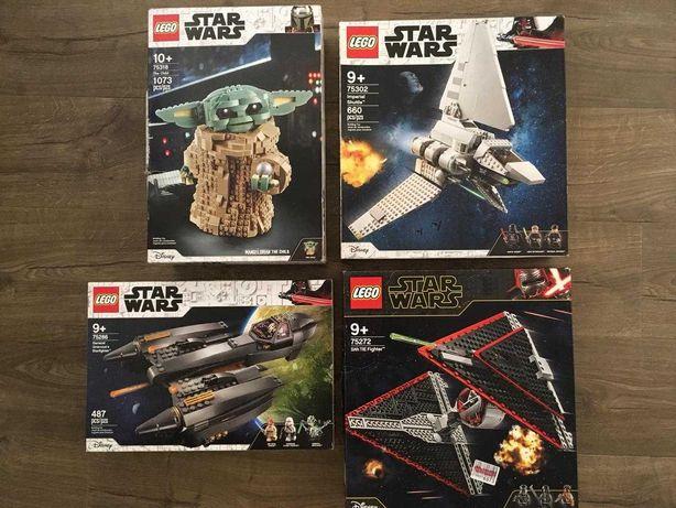 Lego Star Wars 75272 75286 75318 75302 Лего Звездные Войны.