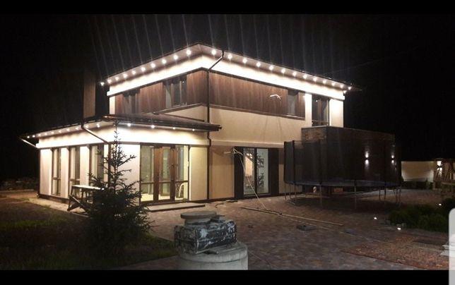 Продам новый дом п. Циркуны