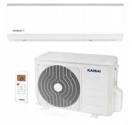 Klimatyzator KAISAI FLY 2,6kW wraz z montażem