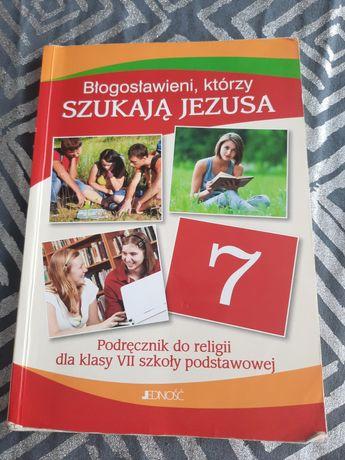 Książka do religii klasa 7