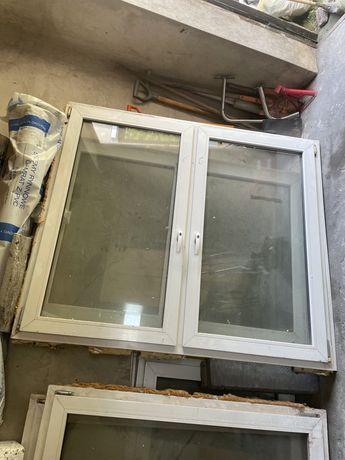 Okna używane dwuszybowe